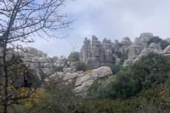 Ausflug ins Hinterland von Malaga...