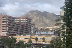 Der 800 m hohe Calamorro - bestiegen ab Eleonore in 1h 35 min