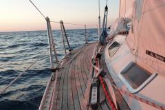 Unterwegs nach Korsika